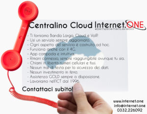 Banda Larga, Centralino e VoIP Cloud